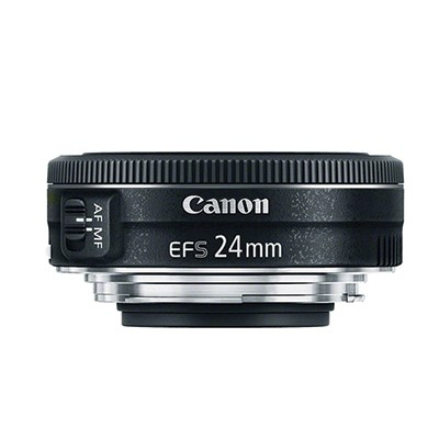 لنز کانن Canon EF-S 24mm f/2.8 STM