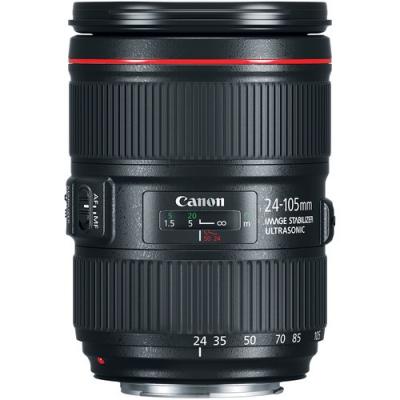 لنز کانن Canon EF 24-105mm f/4L IS II USM No Box