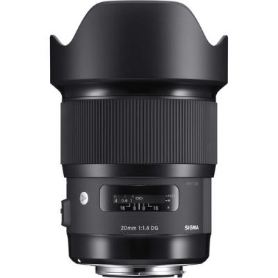 لنز سیگما Sigma 20mm f/1.4 DG HSM Art for Canon