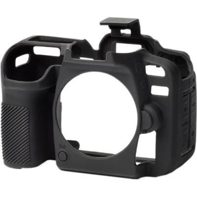 محافظ بدنه نیکون دی 7500 EASYCOVER SILICONE PROTECTION COVER FOR NIKON D7500 (BLACK)