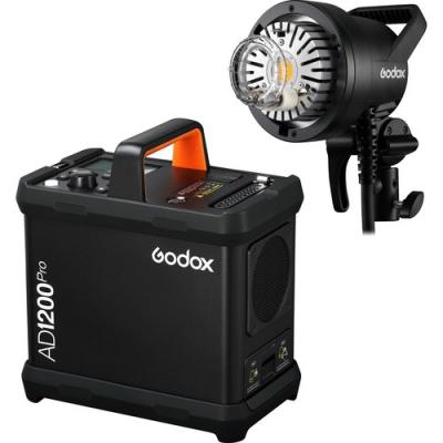 فلاش باتری دار گودکس Godox AD1200PRO Battery Powered Flash System