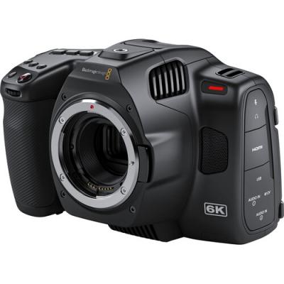 دوربین فیلم برداری بلک مجیک Blackmagic Design Pocket Cinema Camera 6K Pro (Canon EF)
