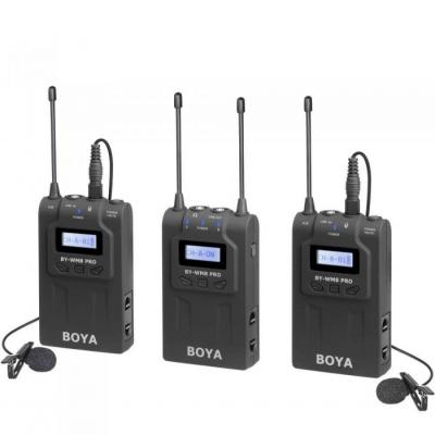 میکروفن بی سیم بویا BOYA BY-WM۸ Pro-K۲ Wireless Microphone