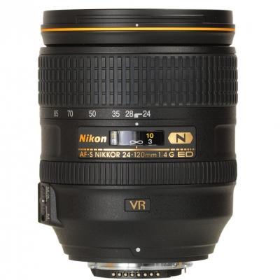 لنز نیکون Nikon AF-S NIKKOR 24-120mm f/4G ED VR