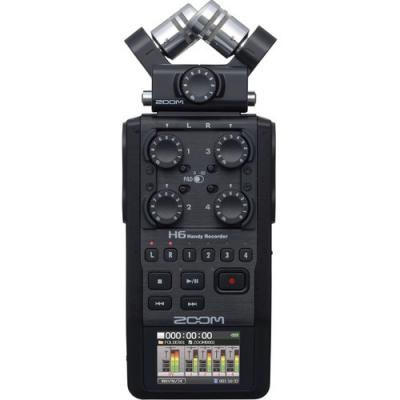 رکوردر صدای Zoom h6 2020 recorder