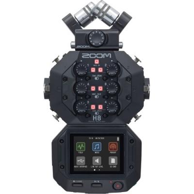رکوردر صدا زوم Zoom H8 8-Input / 12-Track Portable Handy Recorder
