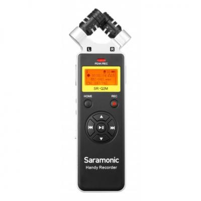 رکوردر صدا سارامونیک مدل Saramonic SR-Q2M