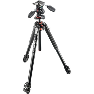سه پایه عکاسی مانفروتو MANFROTTO MK190XPRO3-3W