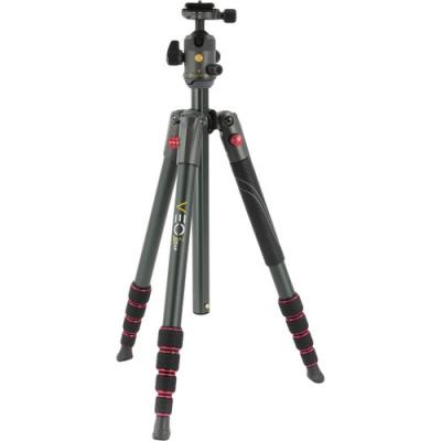 سه پایه عکاسی ونگارد VANGUARD VEO 2 235AB (RED, 4.75