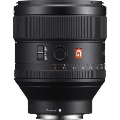 لنزسونی Sony FE 85mm f/1.4 GM