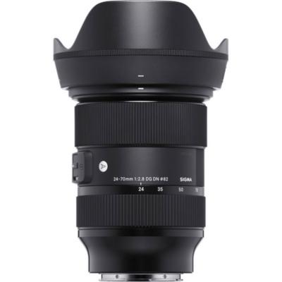 لنز سیگما Sigma 24-70mm f/2.8 DG DN Art Lens for Sony E