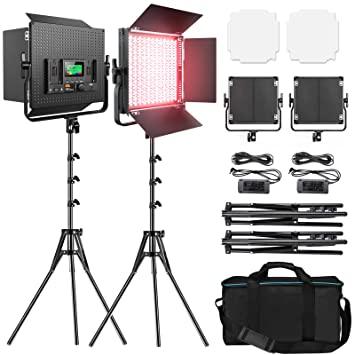 نورهای ثابت و رو دوربینی